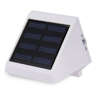 4 LED Solar Lamp Light
