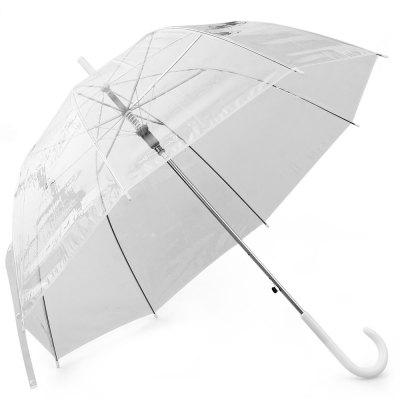 Transparent Rain Umbrella PVC Dome