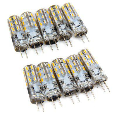 10pcs G4 3W LED Lamp SMD 3014