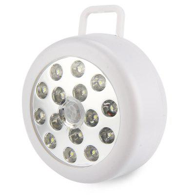 15 LED Infrared Sensor Light Lamp