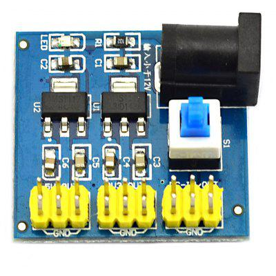 Module de puissance Jtron Multiple-output 12V to 3.3 / 5 / 12V