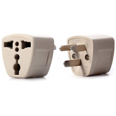 Universal Socket to AU Plug Adapter Wall Charger