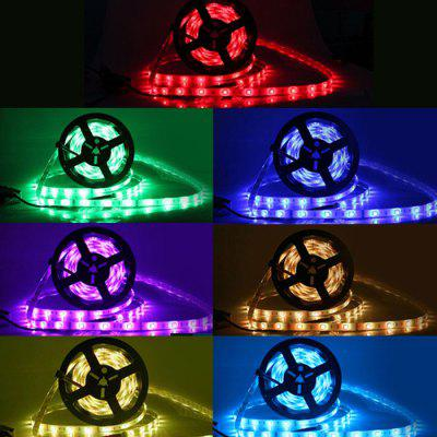 5M 30 x SMD 5050 / M 36W Flexible RGB LED Strip Light