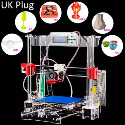 Acrylic 3DCSTAR P802-MTS 3D Printer