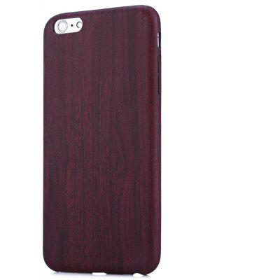 ASLING Wood Pattern Soft Protective Case for iPhone 6 Plus / 6S Plus