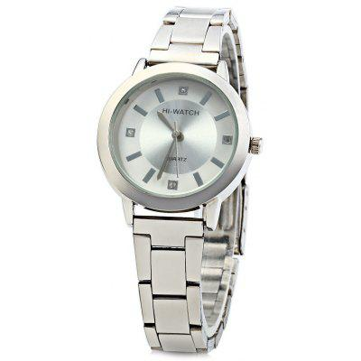 HI-WATCH Diamond Women Quartz Watch