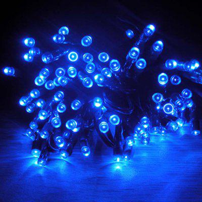 Solar Powered 17M 100 LED String Light