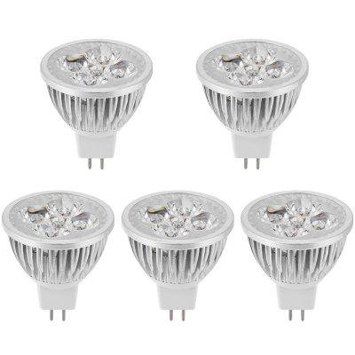 MR16 12W Warm White LED Spotlight Bulb