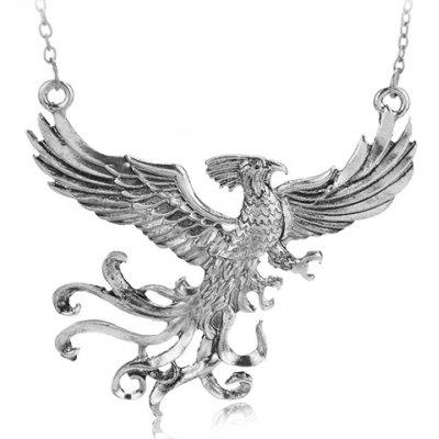 Unique Harry Potter Phoenix Shape Pendant Necklace For Women