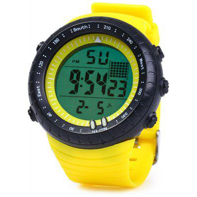 8335G Day Date Alarm Stopwatch Men LED Sports Watch