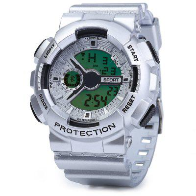 8886 Men LED Sports Watch Digital Wristwatch