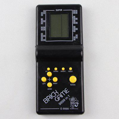 Classic Tetris Game Electronic Toys Hand Held Gamepad