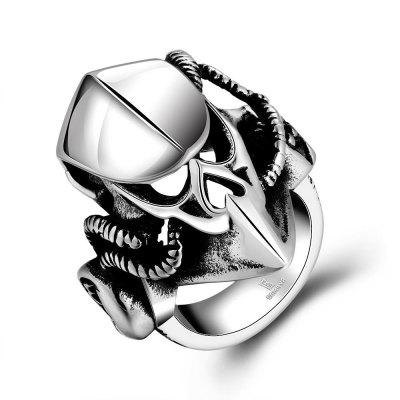 R172-10 316L Stainless Steel New Design Finger Ring for Man