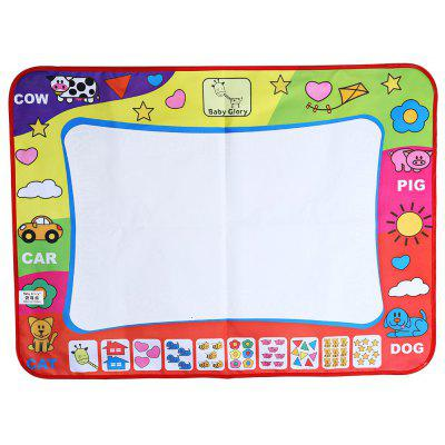 Water Drawing Painting Writing Mat