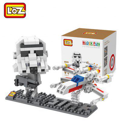 LOZ 360Pcs IQ Training Family Game Perfect Gift
