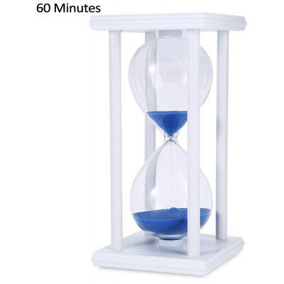 Hand-blown 60 Minutes Color Sand Sandglass