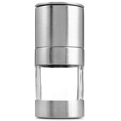 Stainless Steel Manual Spice Mill Grinder