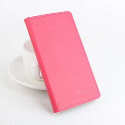 PU Stand Protective Case with Card Slots for XIAOMI REDMI NOTE 3