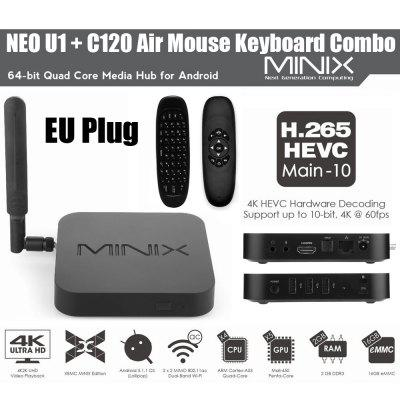 MINIX NEO U1 Smart TV Android Box
