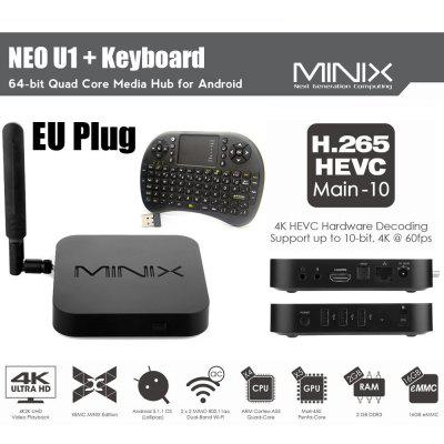 MINIX NEO U1 Android TV Box Quad Core