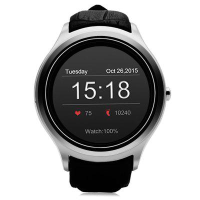 NO.1 D5 Android 4.4 Smart Watch WIFI GPS Smartwatch