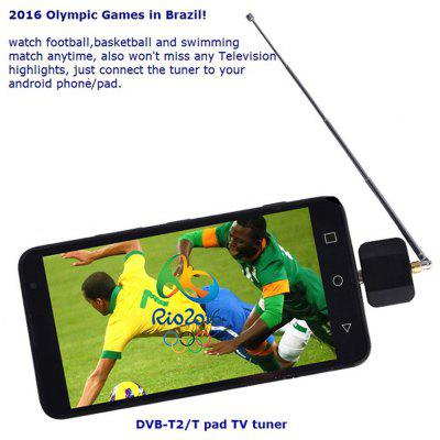 DVB-T2 Satellite TV HDTV Receiver