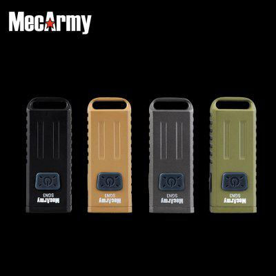MecArmy SGN3 CREE XP - G2 Keychain Flashlight