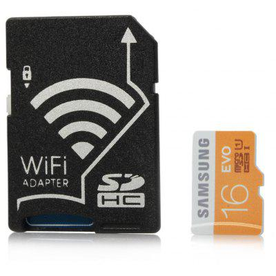 Original Samsung TF to WiFi SD Card Adapter Set