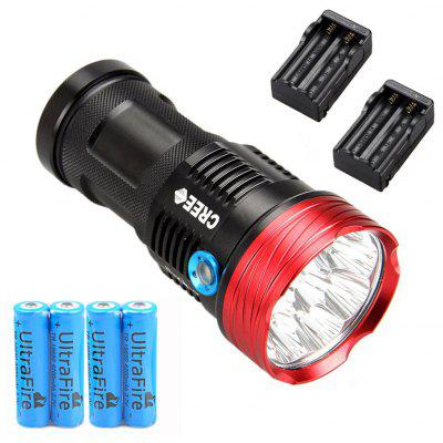 SKY RAY LT - HD LED Flashlight Set