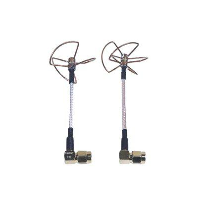 Tarot TL300K 5.8G Clover Transmission Antenna Set for Multicopter Aircraft