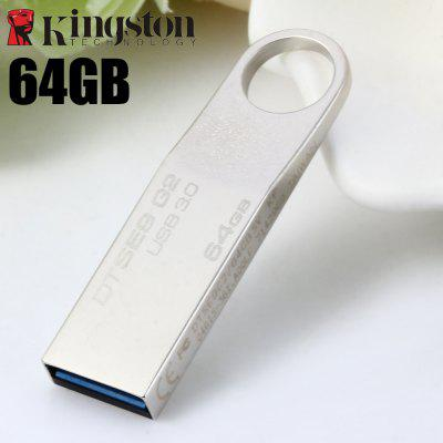 Original Kingston DTSE9 G2 64GB USB 3.0 Stick