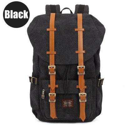 Buy BLACK KAUKKO 15L Unisex Backpack for $29.99 in GearBest store
