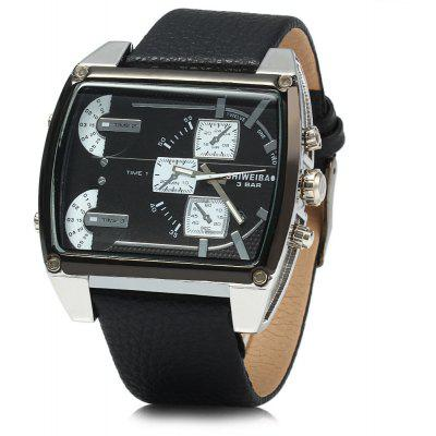 Shiweibao J1132 Male Quartz Watch with Date Function