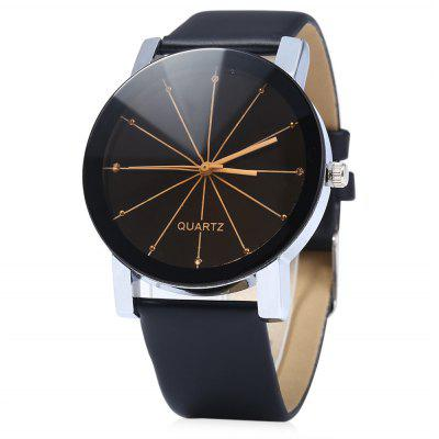 Gearbest Male Analog Quartz Watch