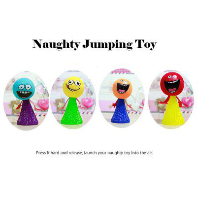 KANGKANG XKT001 Naughty Elastic Jumping Toy Fun Party Game Intelligent Toy