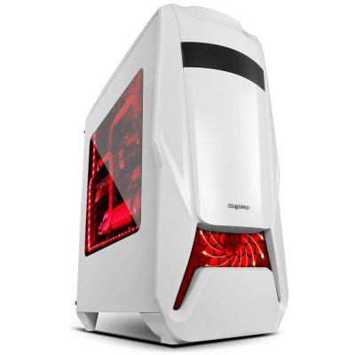 Lunette de sécurité Segotep EVA Mid Tower Gaming Computer Case