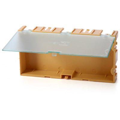 Plastic Components Storage Containers Box