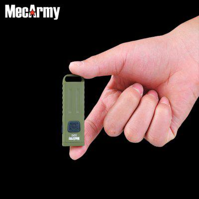 MecArmy SGN3 CREE XP - G2 Keychain LED Flashlight
