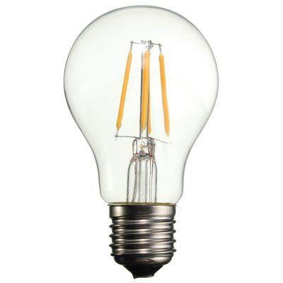 BRELONG E27 A60 COB 4W 400LM LED Bulbo Edison