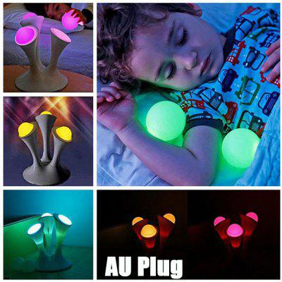 Glowing Ball Color Changing LED Nightlight