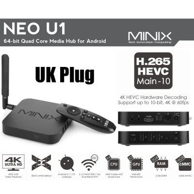 MINIX NEO U1 TV Box Android 5.1.1