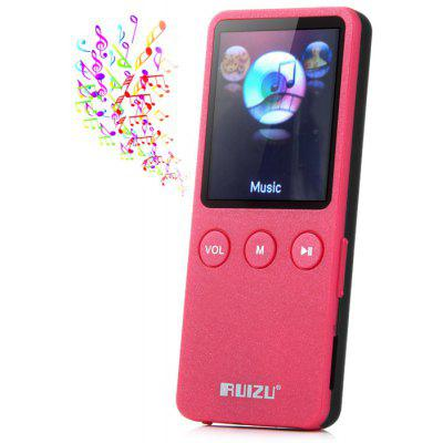 RUIZU X08 8GB Digital MP3 Player