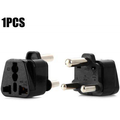 WD-010L South Africa Plug to Universal Socket Adapter