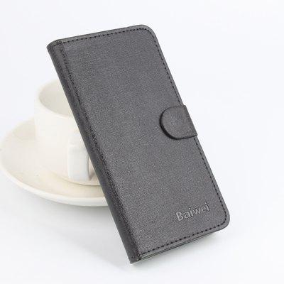 PU Protective Case with Stand and Card Slots for Cubot X17