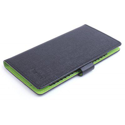 PU Protective Case with Stand and Card Slots for JIAYU S3+