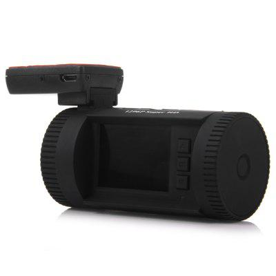 MINI 0826 1.5 inch 1296P HD LCD Screen GPS Car DVR Camcorder