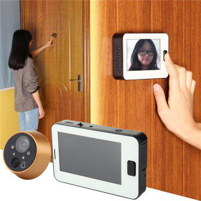 Gearbest 4.3 inch Smart Digital Peephole Viewer