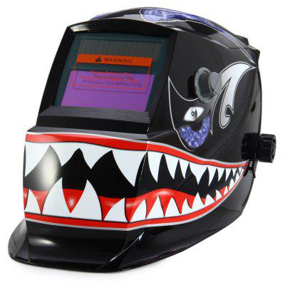 SYZ-107 Solar Powered Auto Darkening Welding Helmet