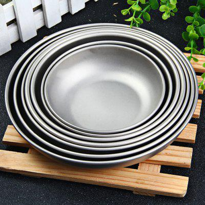 Keith 7-piece Titanium Plate Set