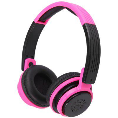 AT-BT815 Bluetooth 4.1 Stretchable Stereo Pink Headphones